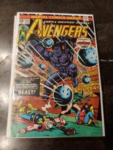 The Avengers #137 (1975)