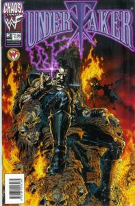Undertaker #3A VF/NM; Chaos | save on shipping - details inside