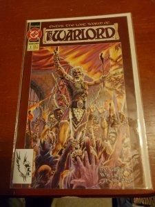 Warlord #3 (1992)