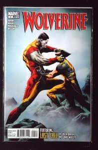 Wolverine #4 (2011)