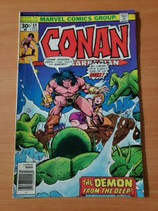 Conan the Barbarian #69 ~ FINE - VERY FINE VF ~ (1976, Marvel Comics)