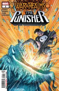 War Of The Realms Punisher #1 (Marvel, 2019) NM