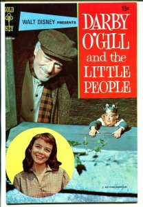 Darbie O'Gill and The Little People #10251-001-1959-Gold Key- Toth-Disney-VF