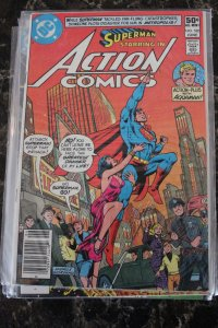 Action Comics #520 (DC, 1981) Condition: FN