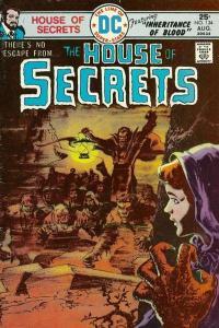 House of Secrets (1956 series) #134, Fine+ (Stock photo)