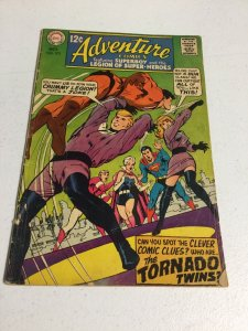 Adventure Comics 373 Vg- Very Good- 3.5 DC Comics