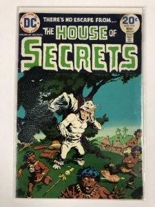 HOUSE OF SECRETS 119 VG 1ST PRO SUYDAM  May 1974 COMICS BOOK