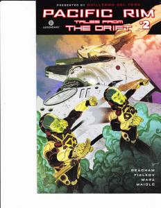Pacific Rim: Tales from the Drift #2