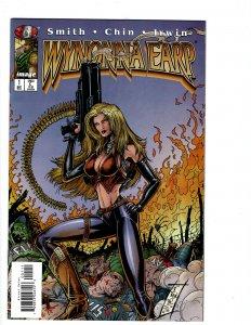 Wynonna Earp #1 (1996) SR35