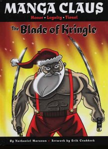 Manga Claus: Blade of Kringle HC #1 VF/NM; Razorbill | save on shipping - detail