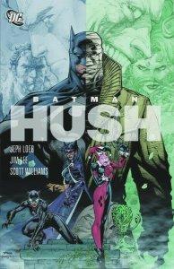 BATMAN: HUSH COMPLETE TP [SECOND PRINT] - DC COMICS - 2009