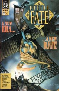 Doctor Fate (1988 series) #25, NM- (Stock photo)