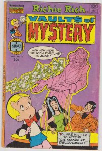 Richie Rich Vaults of Mystery #13