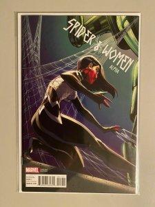 Spider-Women #1 B Variant 8.0 VF (2016)