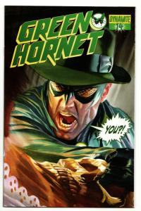 Green Hornet #14 Alex Ross Variant (Dynamite, 2011) VF/NM