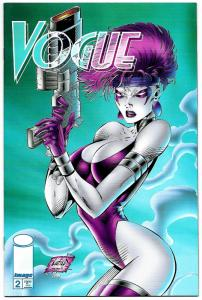 Vogue #2 Youngblood Solo Series (Image, 1995) VF/NM