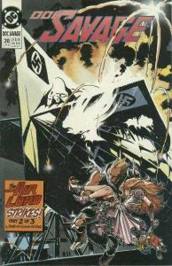 Doc Savage (1988 series) #20, VF+ (Stock photo)