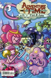 Adventure Time #3B Barbarich Variant NM
