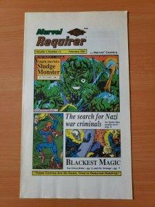 Marvel Requirer #12 Promo Spider-Man ~ NEAR MINT NM ~ 1991 Marvel Comics