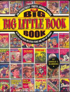 Big Big Little Book Book 2004-colr pix of Big Little Books-Blumberg-VF
