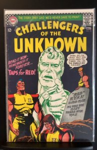 Challengers of the Unknown #55 (1967)