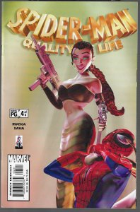 Spider-Man: Quality of Life #4 (Marvel, 2002) NM