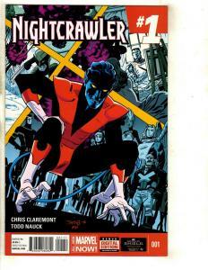 12 Nightcrawler Marvel Comics # 1 2 3 4 5 6 7 8 9 10 11 12 RP1