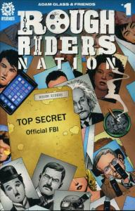 Rough Riders Nation #1 VF/NM; AfterShock   save on shipping - details inside