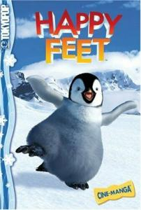 Cine-Manga: Happy Feet #1 VF/NM; Tokyopop | save on shipping - details inside