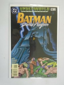 Underworld Unleashed Batman Devil's Asylum #1 8.5 VF+ (1995)