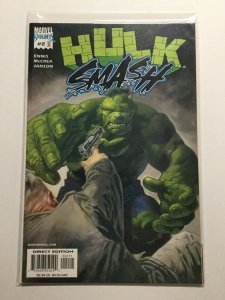 Hulk Smash 2 Near Mint Nm Marvel