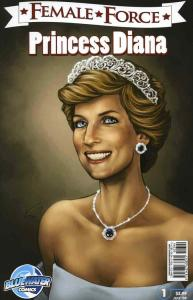 Female Force: Princess Diana #1 VF/NM; Bluewater | save on shipping - details in