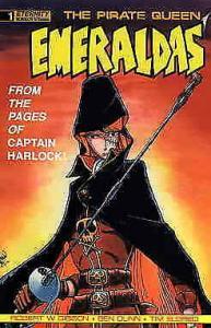 Emeraldas #1 VF/NM; Eternity | save on shipping - details inside