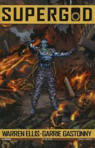 Supergod (Warren Ellis'…) #2A VF; Avatar | save on shipping - details inside