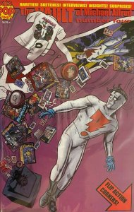 The vadlt of micheal allred #4 (last issue) 6.0 FN (2007)