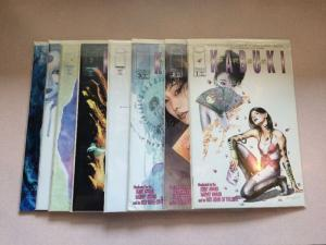 Kabuki 1-7 VF/NM Lot Set Run David Mack