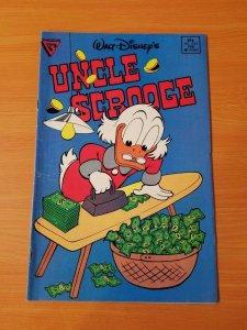Uncle Scrooge #233 ~ VERY FINE VF ~ (1989, Gladstone Comics)