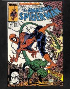 Amazing Spider-Man #318 VF+ 8.5 McFarlane Scorpion!