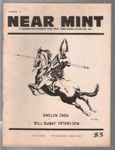 Near Mint #11 1981-Smilin' Jack-Bill Dubay-Zack Mosley-FN