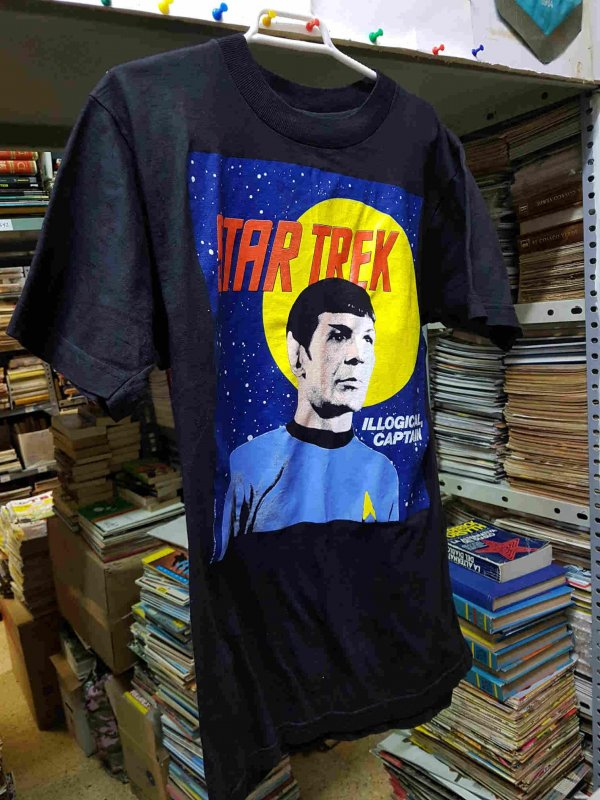 Camiseta de Star Trek, Spok