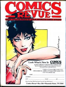 Comics Revue #68 1991-Tarzan-Flash Gordon-Phantom-Modesty Blaise-VF
