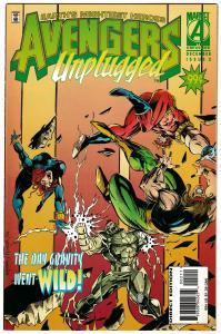 Avengers Unplugged #2 (Marvel, 1995) VF/NM