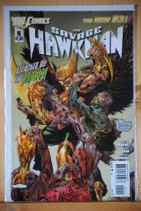 The Savage Hawkman #5 (2012)