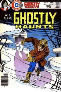 Ghostly Haunts #54 FN; Charlton | save on shipping - details inside