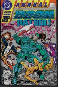 Doom Patrol #1 Annual (DC, 1987) NM
