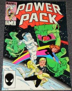Power Pack #2 -1984