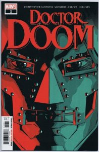 Doctor Doom #1 2019 Marvel Comics