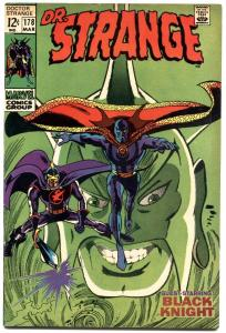DOCTOR STRANGE #178 1969-MARVEL COMICS-HIGH GRADE COPY
