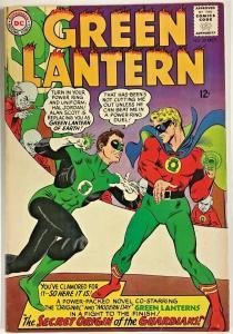 GREEN LANTERN#40 FN 1965 DC SILVER AGE COMICS
