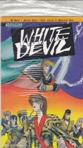 White Devil #4 (in bag) VF; Eternity | save on shipping - details inside